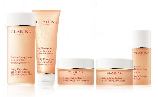 j 39 ai test la gamme eclat du jour clarins oh beauty oh beauty cowblog. Black Bedroom Furniture Sets. Home Design Ideas